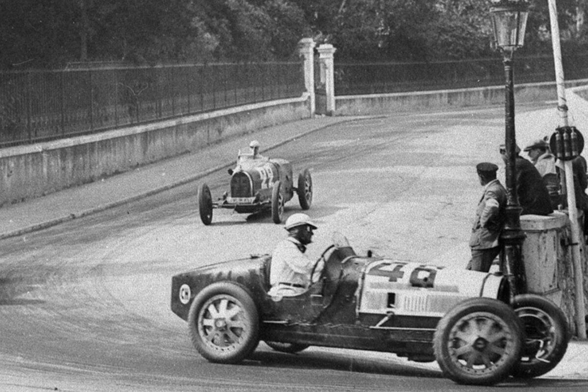 Williams-Grover premier vainqueur à Monaco