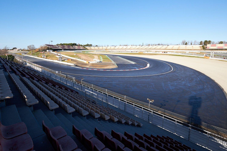 © Circuit Catalunya - Le nouveau virage 10 à Barcelone