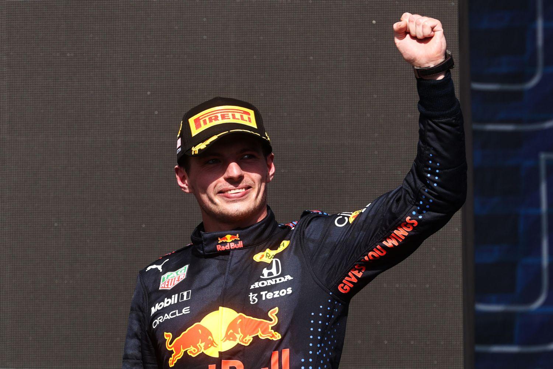 Max Verstappen élu «pilote du jour» en États-Unis