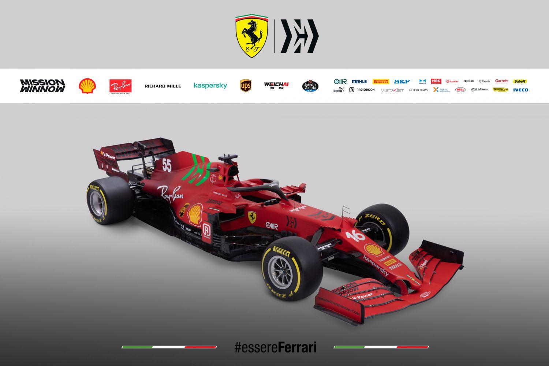 © Ferrari - La nouvelle Ferrari a été présentée