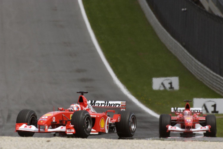 Grand Prix d'Autriche 2002 – Le doublé de la honte