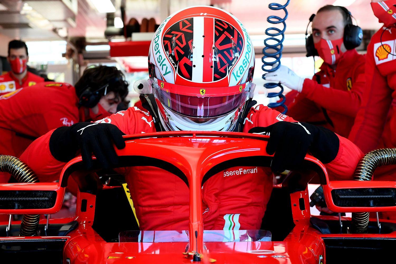 © Ferrari - Charles Leclerc a envie de participer aux 24h du Mans si l'opportunité arrive