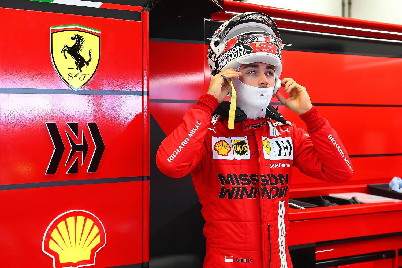 Une nouvelle Ferrari plus équilibrée pour Leclerc