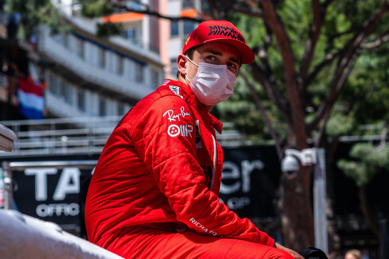 La raison exacte de l'abandon de Leclerc à Monaco