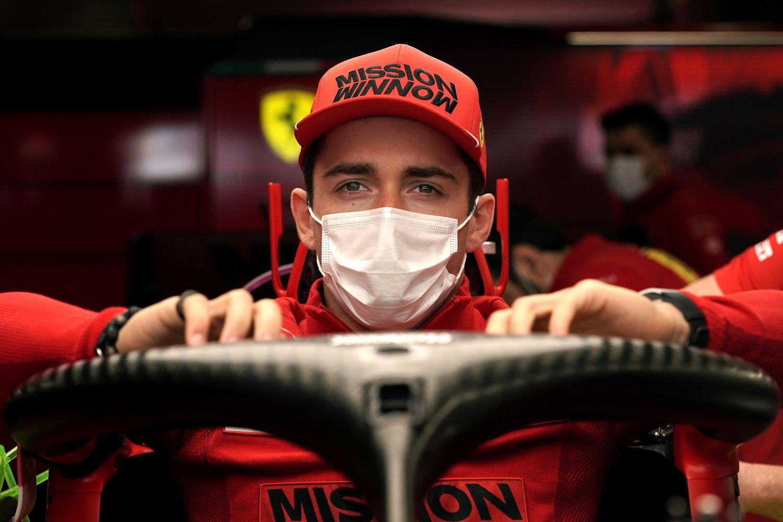 Grand Prix du Portugal - Ferrari n'a pas brillé