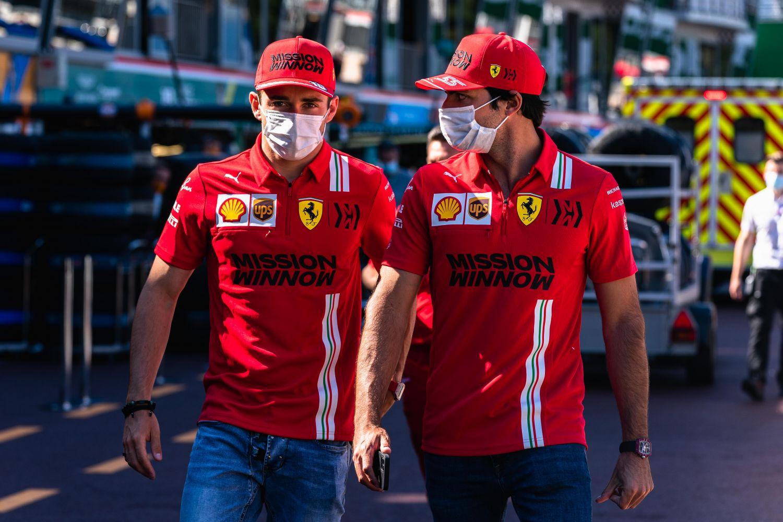 Ferrari peut compter sur son duo efficace