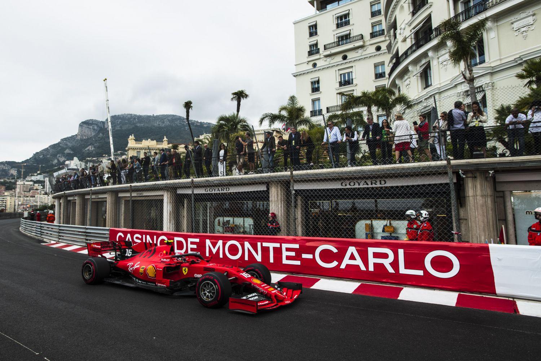 La SF90 de Charles Leclerc, nouvelle venue dans la collection du Prince Albert II de Monaco