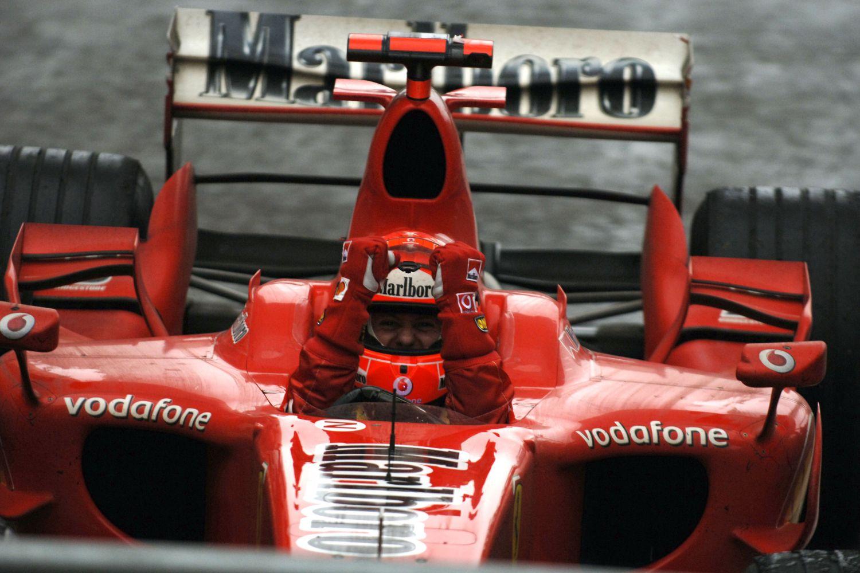 © Ferrari - 91 ème victoire en F1 pour le pilote Ferrari