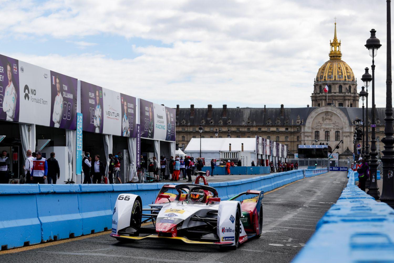 Deuxième année sans ePrix de Paris en raison de la Covid-19