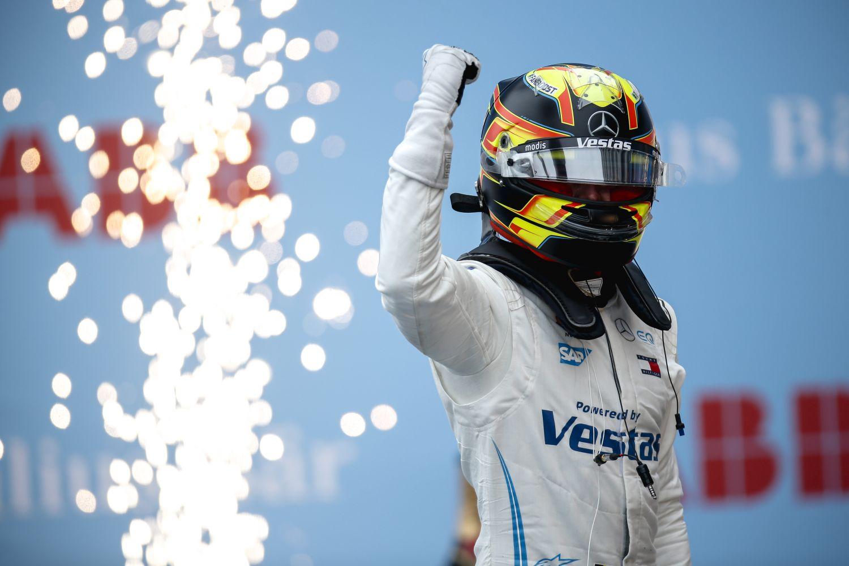 Victoire solide de Vandoorne dans cette deuxième course de l'ePrix de Rome