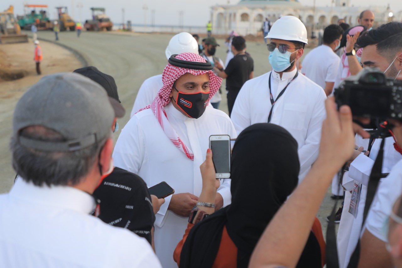 De nouvelles photos du circuit de Djeddah dévoilées