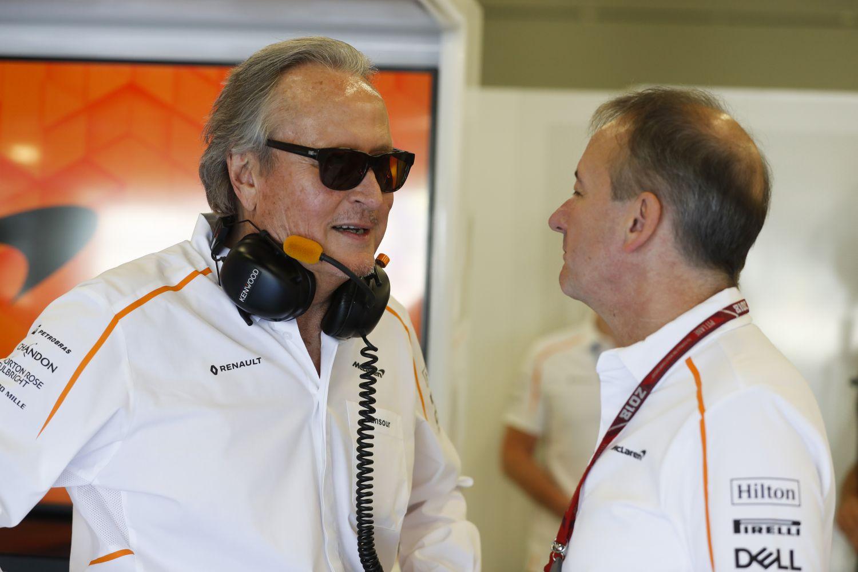 Mansour Ojjeh était actionnaire de McLaren depuis 1984