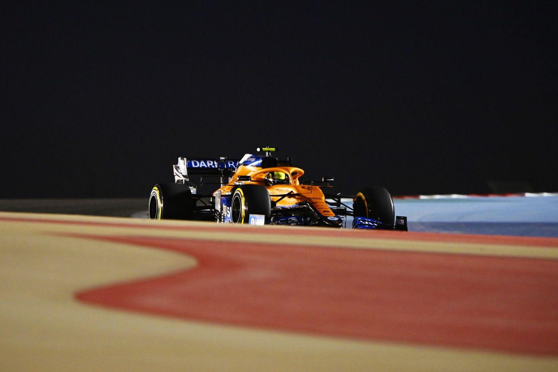 Grand Prix de Bahreïn : un virage 4 sans électronique