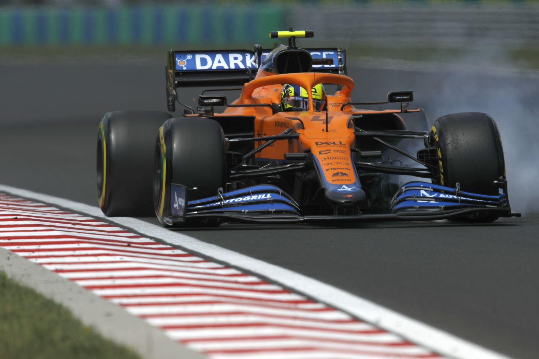 Norris était le dernier pilote a avoir inscrit des points à chaque course