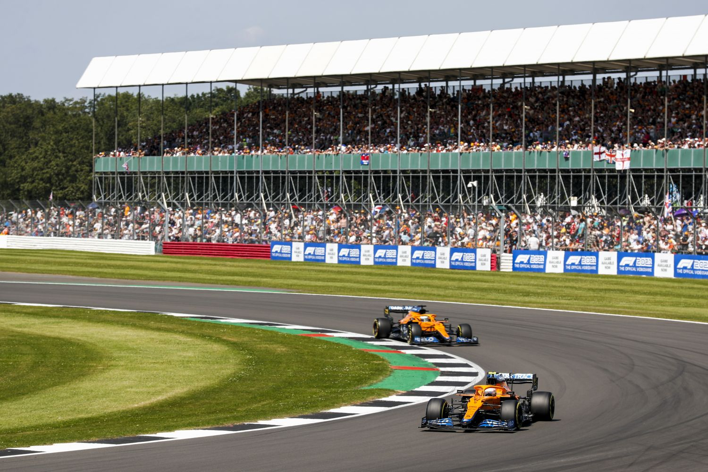 Les meilleurs tweets du Grand Prix de Silverstone