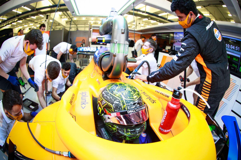 L'équipe britannique a concentré ses jetons sur l'intégration du moteur Mercedes
