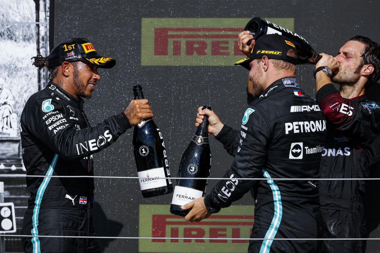 L'heure est aux vacances pour les pilotes de F1