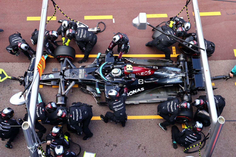 Wolff contre Bottas : l'écrou de la discorde chez Mercedes