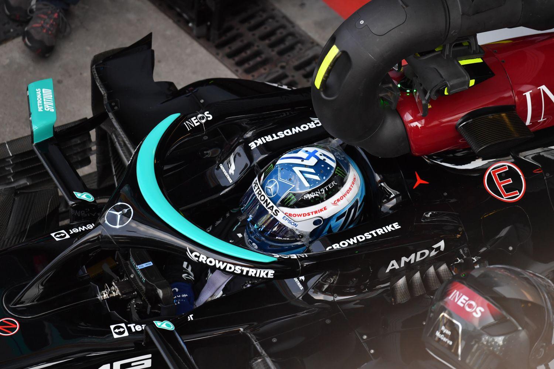 De 19ème à 3ème, une belle journée pour Valtteri Bottas à Monza