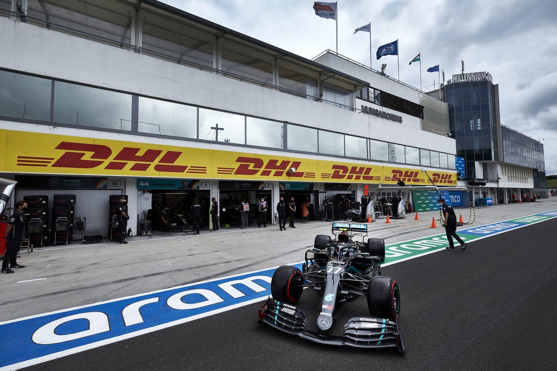 Lewis Hamilton peut rentrer un peu plus dans la légende ce week-end