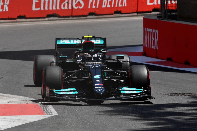 Les Mercedes de nouveau à la lutte avec Red Bull ?