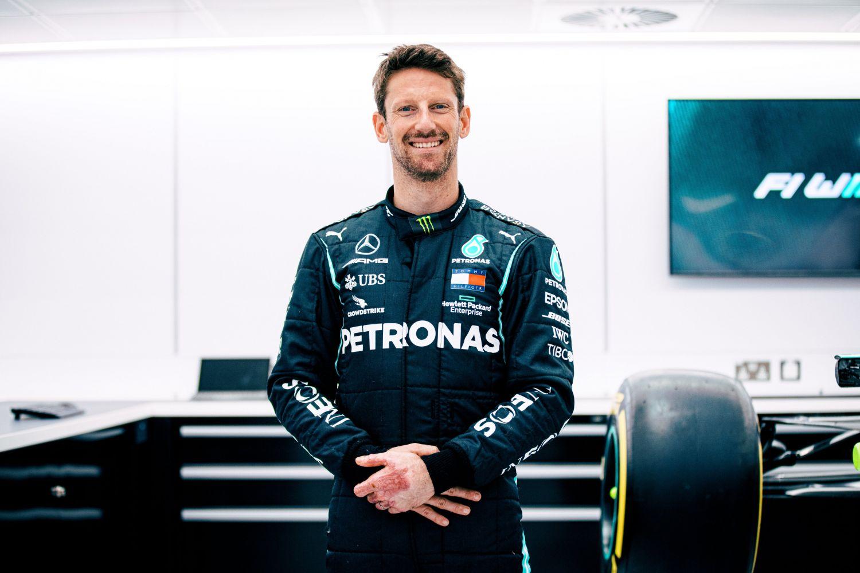 Romain Grosjean reprendra les commandes d'une F1