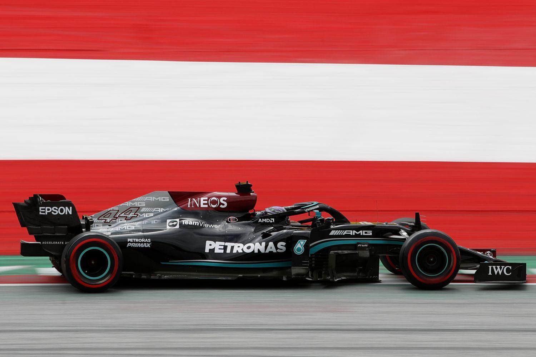 Lewis Hamilton dominateur en Essais Libres 2