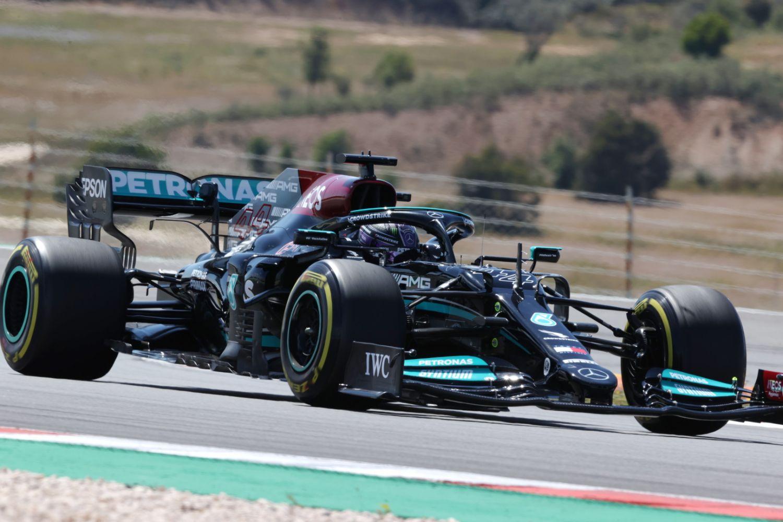 Grand Prix du Portugal - Course : Hamilton souffle Verstappen et Bottas