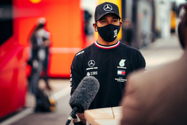 Plus de travail dans le simulateur pour Lewis Hamilton
