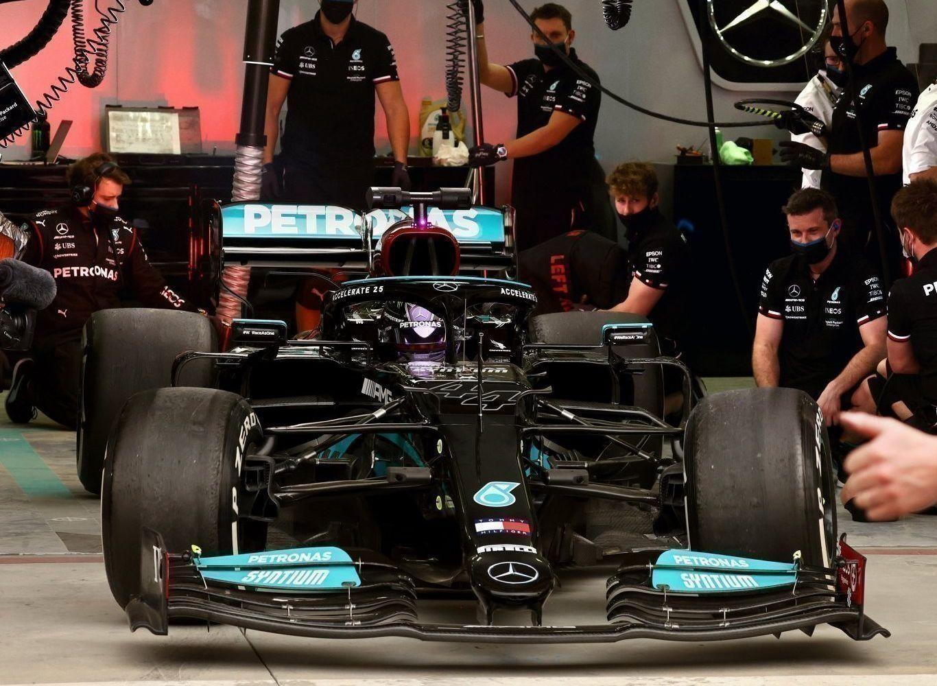 Mercedes s'offre le meilleur arrêt après 42 courses de disette
