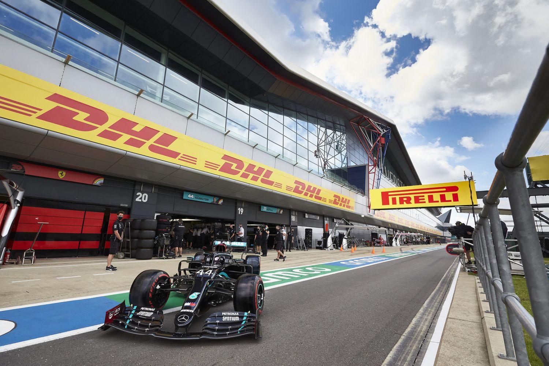 Lewis Hamilton pour une huitième victoire à domicile ?
