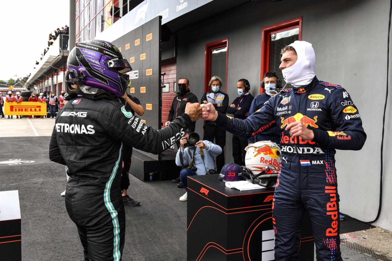 L'incident Verstappen/Hamilton est clos