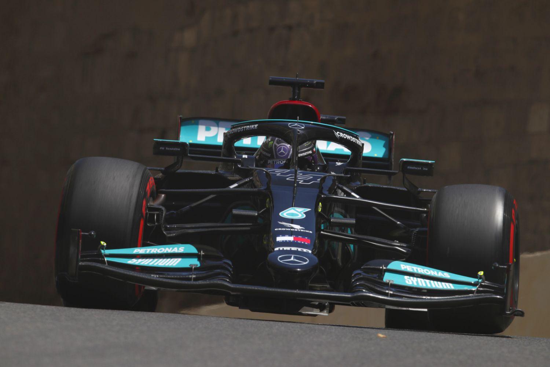 Lewis Hamilton a réalisé une de ses rares erreurs mais qui s'avère très coûteuse