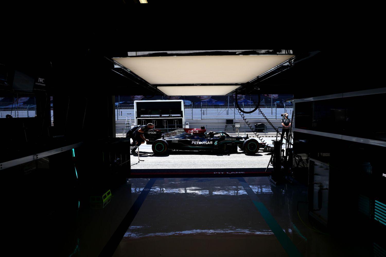Grand Prix du Portugal - Essais Libres 1 : Valtteri Bottas mène la danse, les Red Bull en embuscade