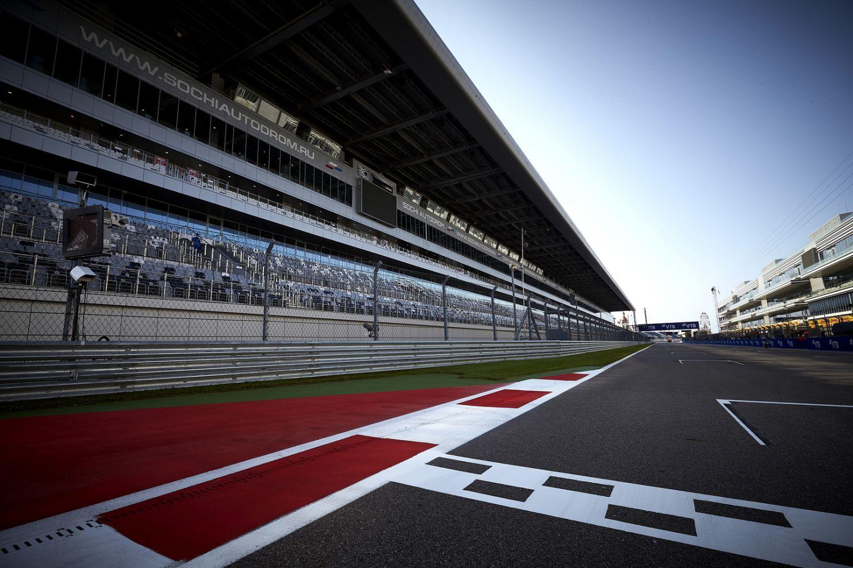 L'Autodrome de Sochi, un circuit qui réussi aux Mercedes