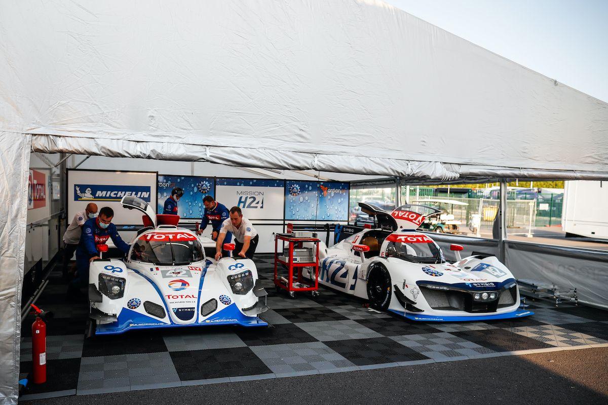 © MissionH24 / Présentée en marge des 24h du Mans 2020, la nouvelle H24 succède à la LMPH2G.