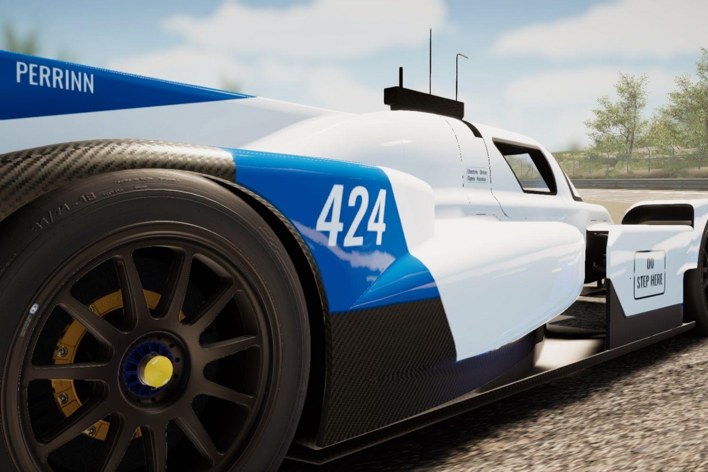 PERRINN souhaite s'attaquer à 2 monuments du sport automobile: le Nürburgring et Le Mans.