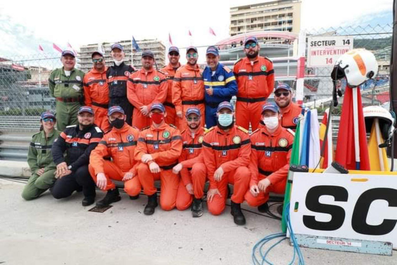 Exclusif - En immersion avec un commissaire de piste à Monaco