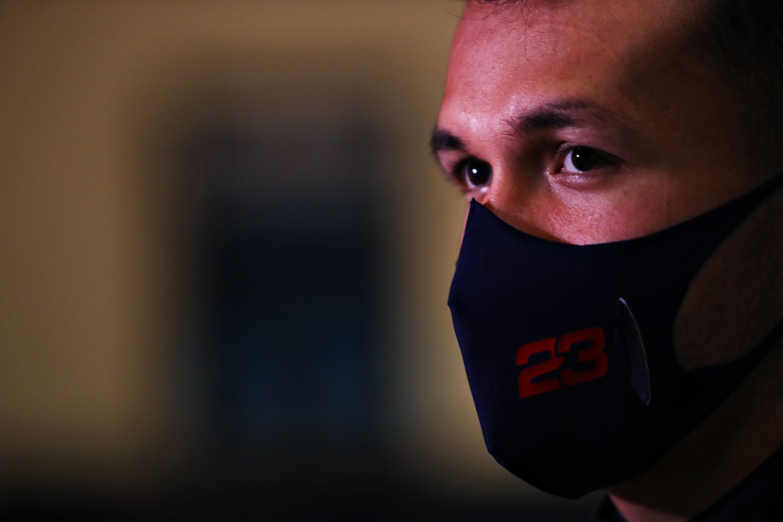 Objectif retour en F1 pour Alexander Albon
