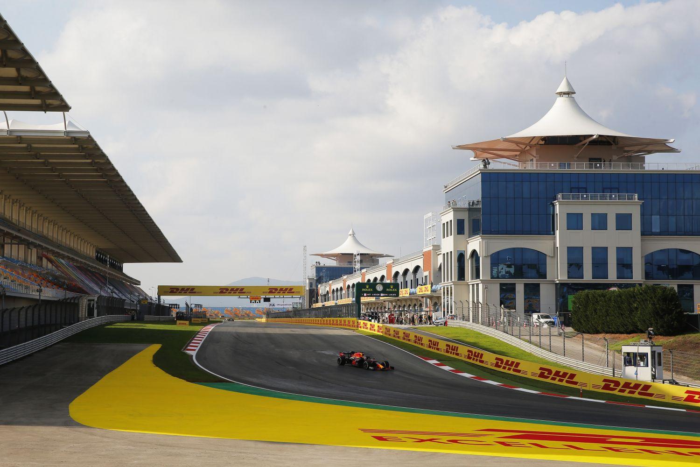 Les F1 de retour en Turquie