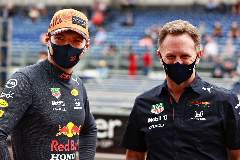 Horner pense qu'il y a moins d'un dixième de seconde entre Red Bull et Mercedes