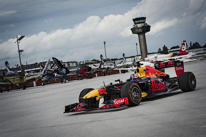 Sebastian Vettel est devenu champion du monde avec cette voiture en 2011