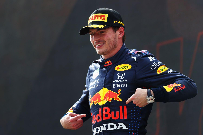 Troisième victoire de suite pour Max Verstappen
