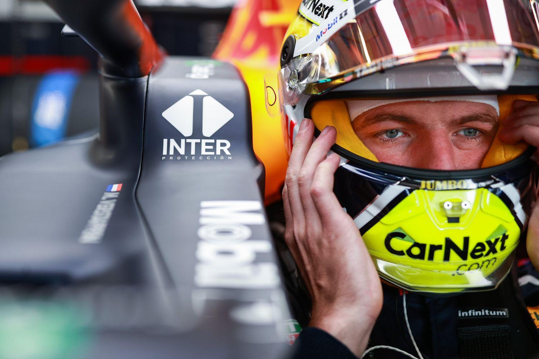 Max Verstappen déterminé à ne rien laisser à la concurrence