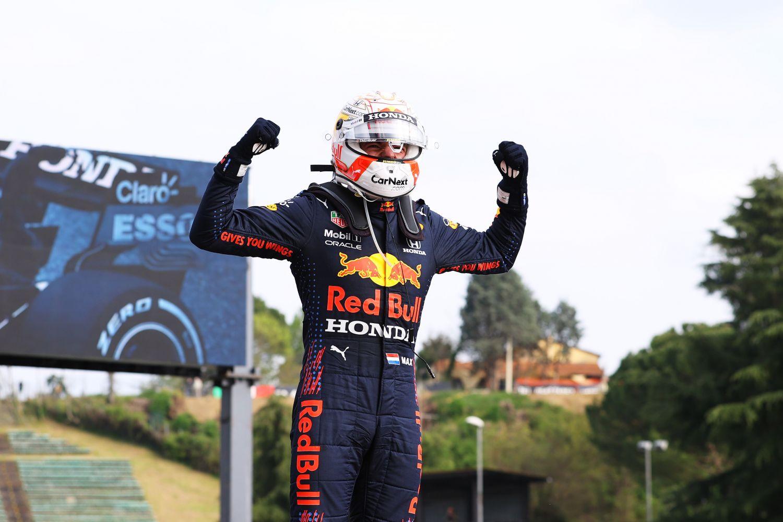 Première victoire de la saison pour Max Verstappen