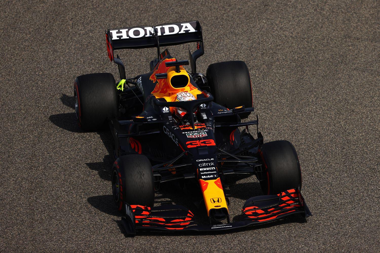 C'est encore une fois Max Verstappen qui termine en tête de la fiche des temps