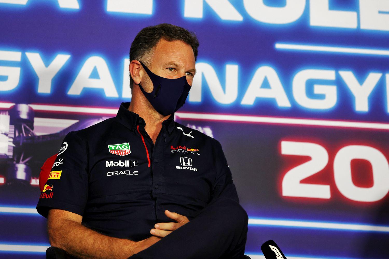 Horner est heureux de voir Albon chez Williams en 2022