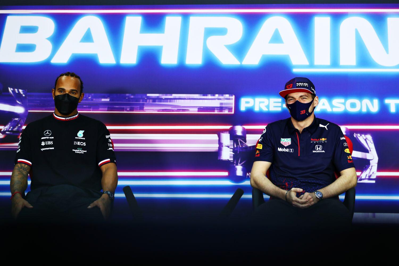 Verstappen a plus de certitudes par rapport à Hamilton