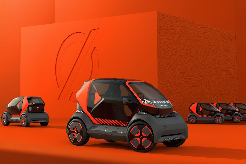 Les véhicules Mobilize