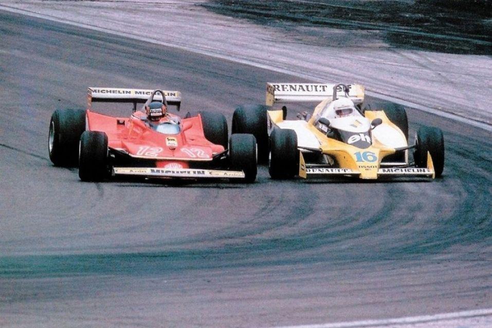 Grand Prix de France 1979 - Le jour où Renault a mis le turbo